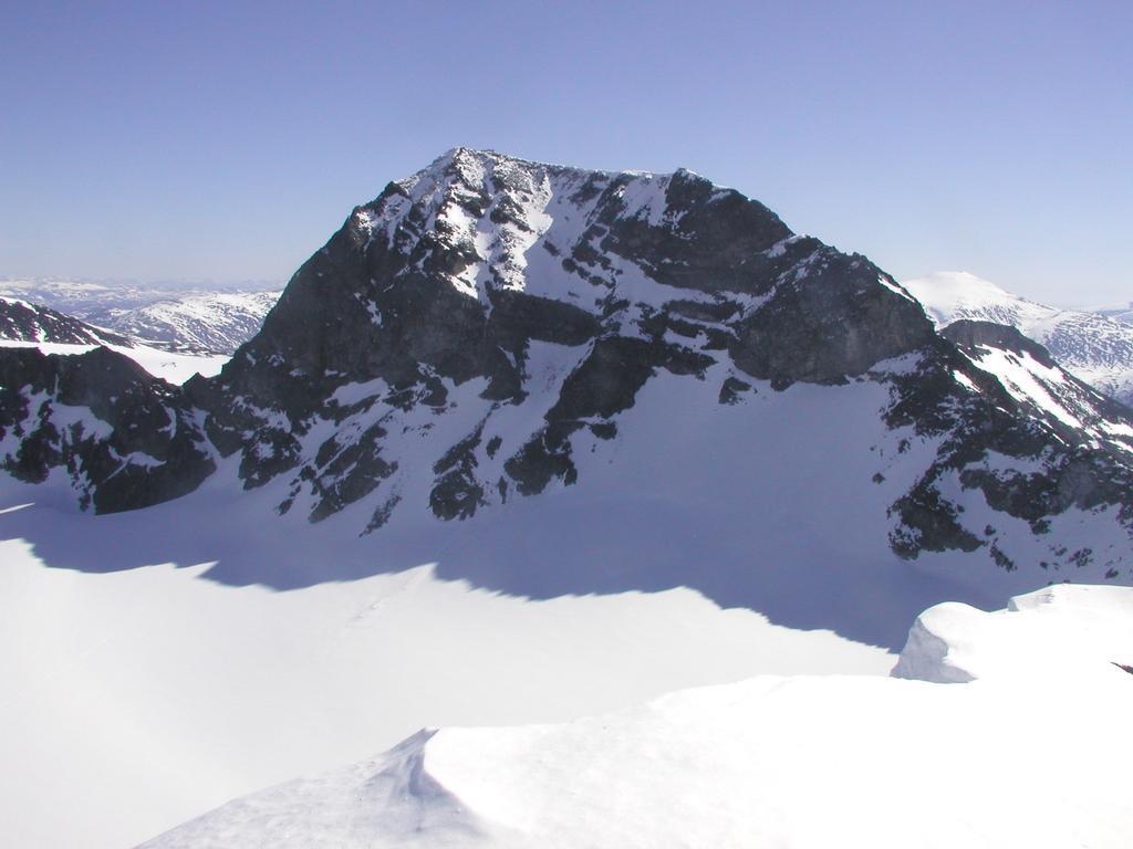 Norvegia - Galdhøpiggen - 2469 metri