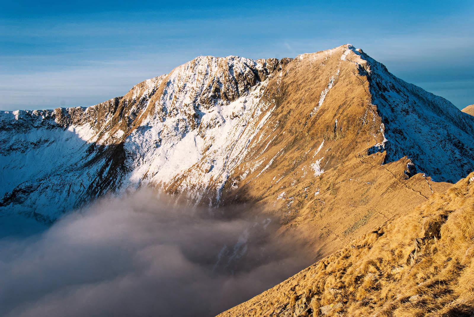 România - Vârful Moldoveanu - 2544 metri