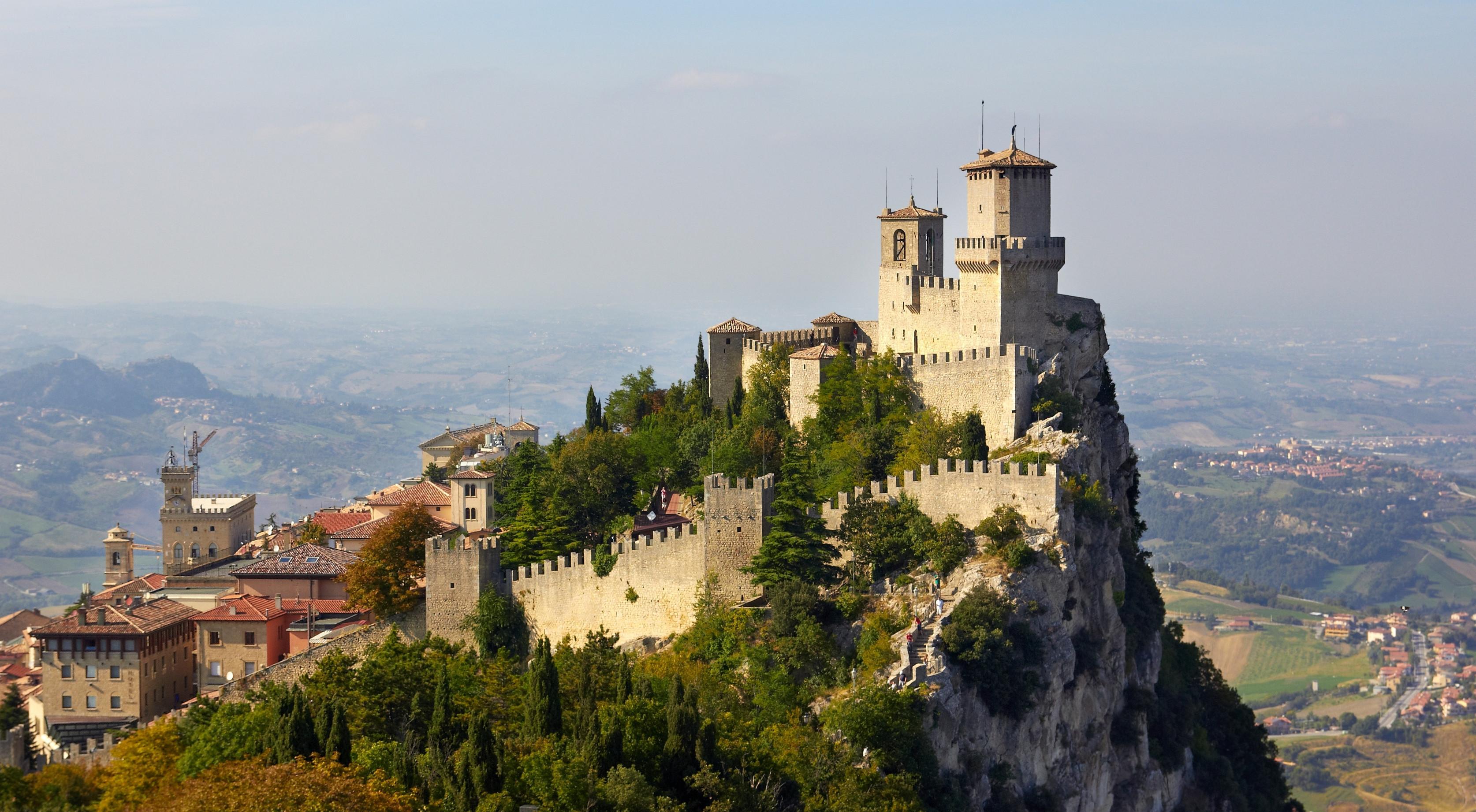 San Marino - Monte Titano - 749 metri