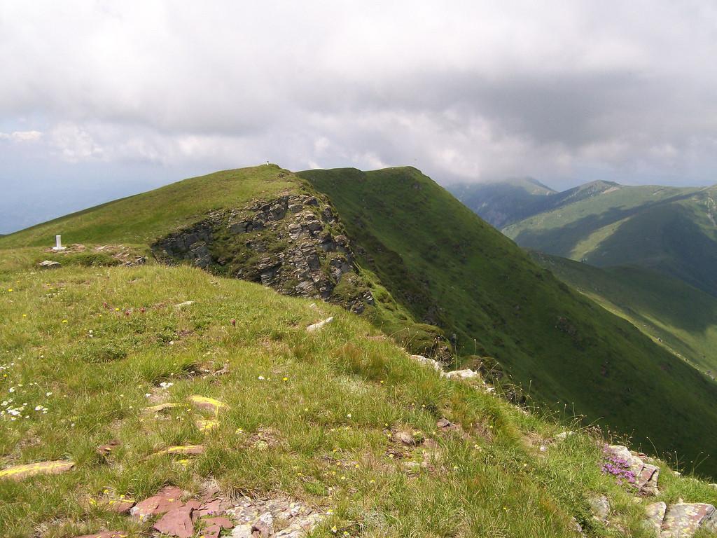 Serbia - Midžor - 2169 metri