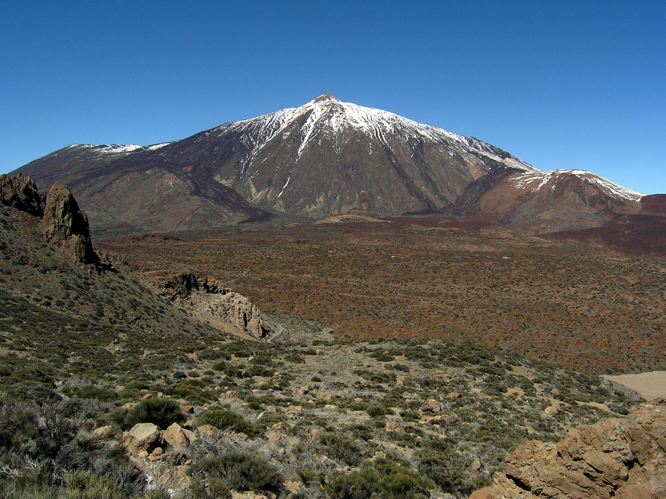 Spania - Teide - 3718 metri