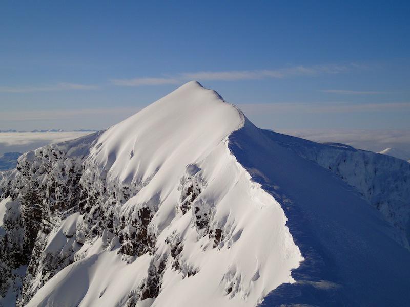 Suedia - Kebnekaise - 2104 metri