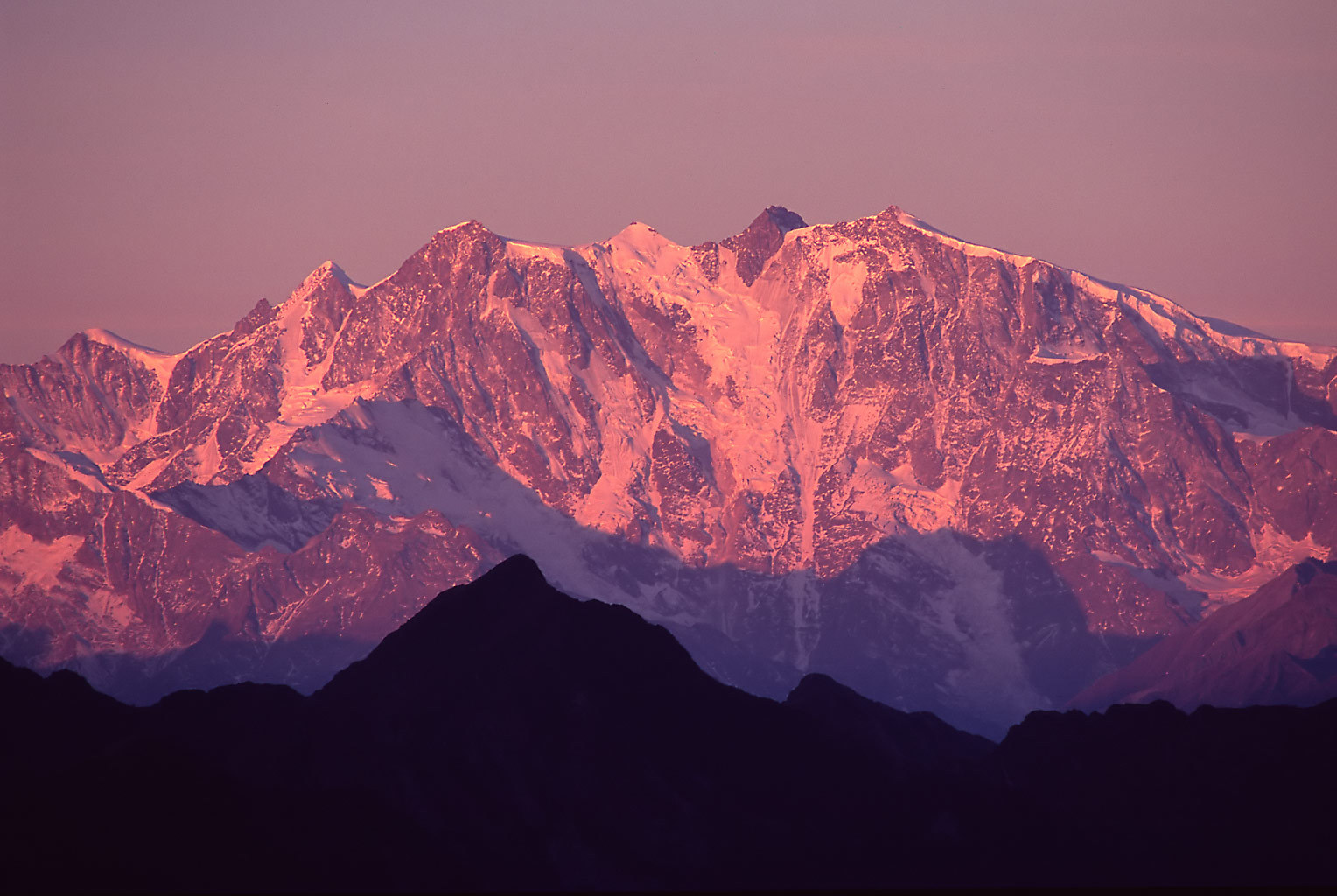 Elveţia - Monte Rosa - 4634 metri