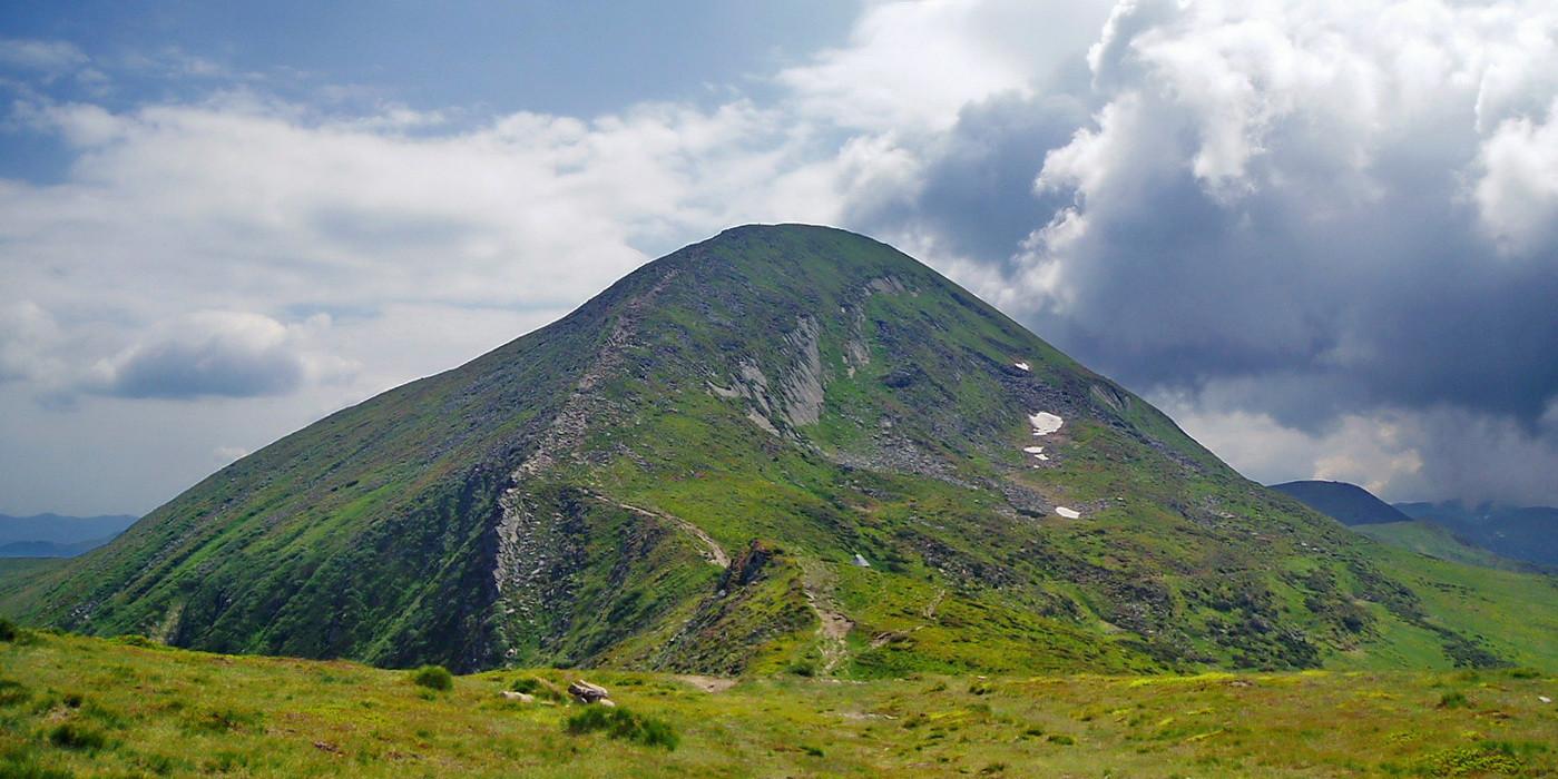 Ucraina - Hoverla - 2061 metri