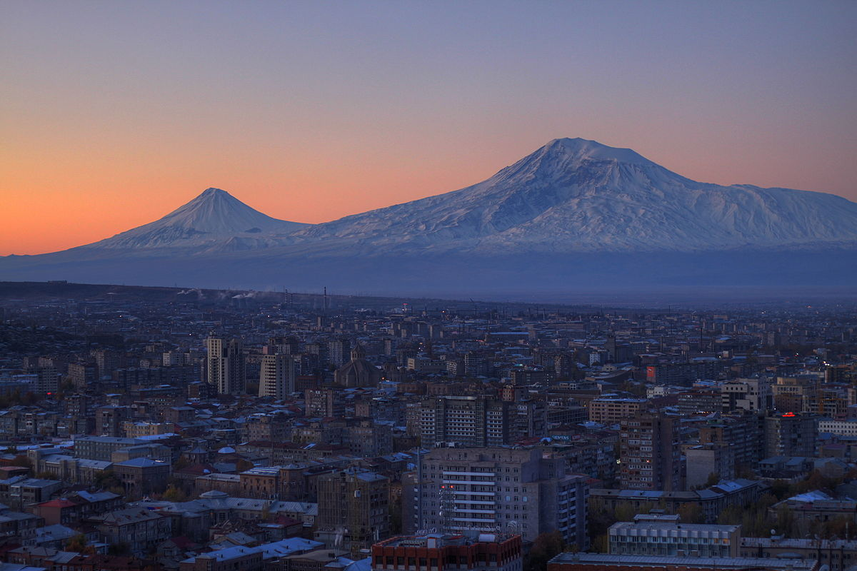 Turcia - Muntele Ararat - 5137 metri