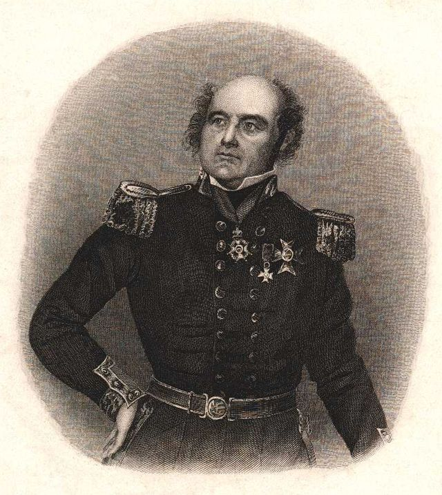 Exploratorul John Franklin a condus două nave de explorare şi un echipaj de 129 de oameni, în 1845, într-o expediţie de cartografiere a Pasajului de nord-vest din Oceanul Arctic.