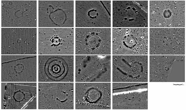 Oamenii de ştiinţă britanici au folosit şase tehnici diferite pentru a scana întregul sit, la adâncimi diferite.  Printre instrumentele pe care le-au utilizat s-au aflat un magnetometru, un radar subteran (GPR) şi un scaner 3D cu laser.