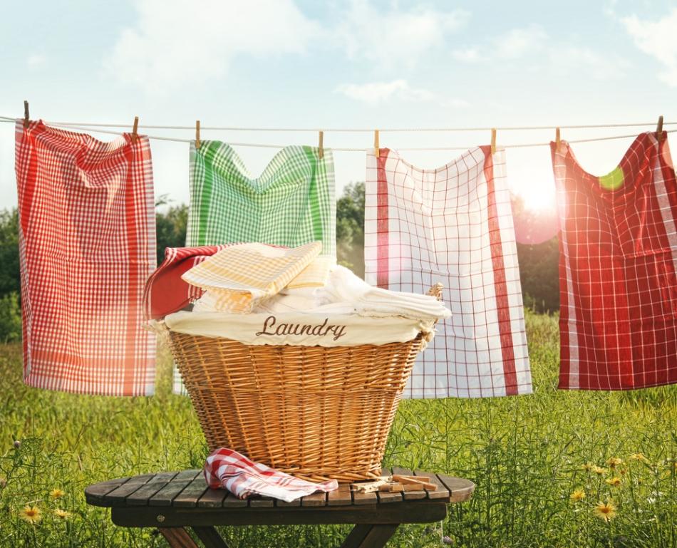 Spălarea prosoapelor la temperaturi joase nu omoară întotdeauna bacteriile; aceste obiecte trebuie spălate la temperaturi mai înalte sau folosind detergenţi cu substanţe dezinfectante.