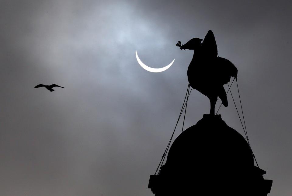 FOTO: Peter Byrne/Mediafax Foto/AP