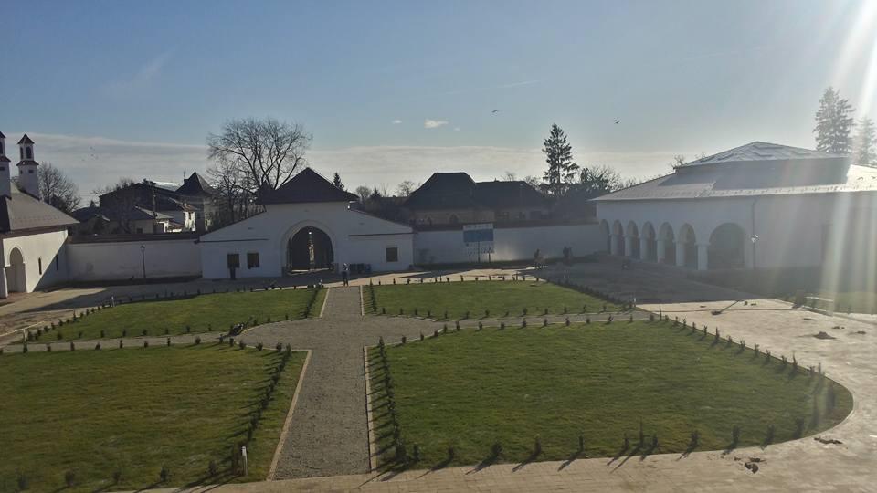 Palatul Brâncovenesc de la Potlogi a fost reabilitat