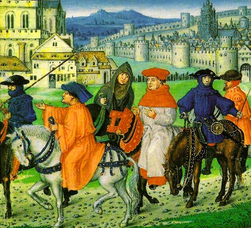 Pelerinaj medieval