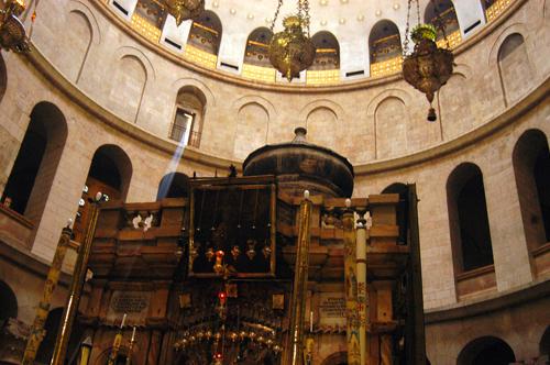 Biserica Sfantului Mormant din Ierusalim