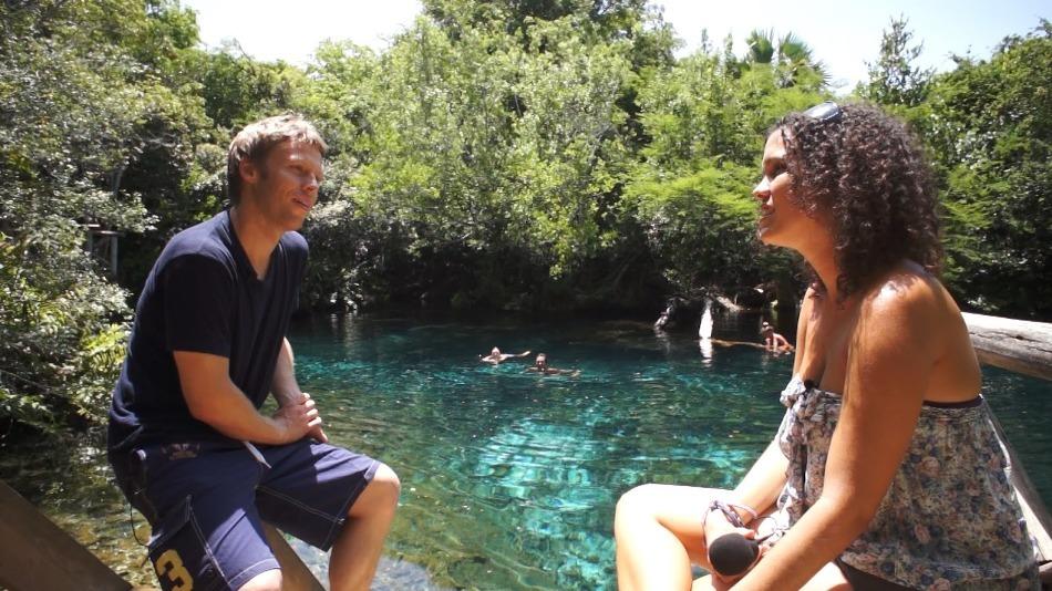 Interviu  în Punta Cana