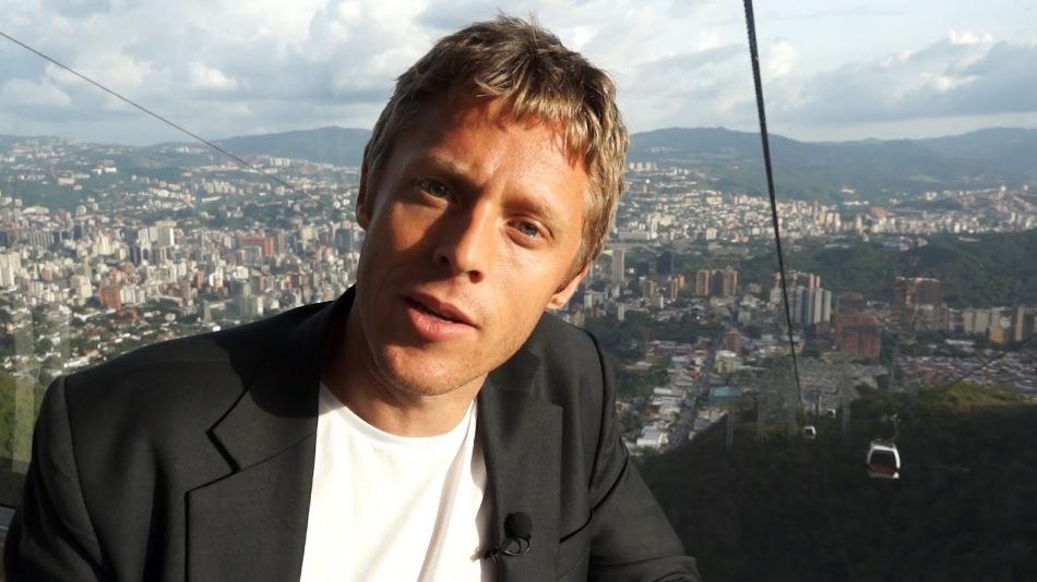 Gunnar în Caracas