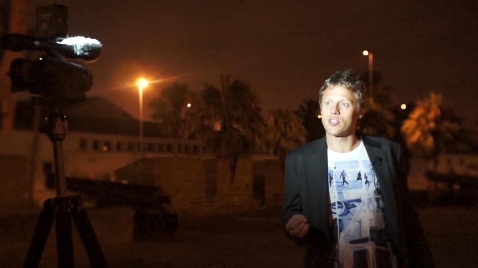Interviu în Casablanca