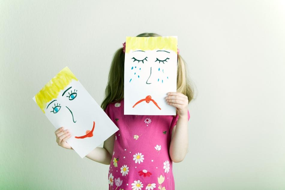 Copil vesel sau posac? La maturitate, consecinţele pot fi altele decât cele aşteptate