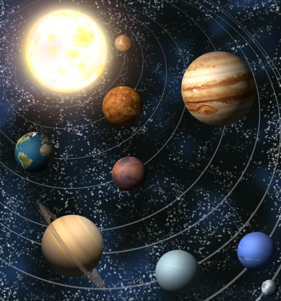 Pe vremea când în sistemul nostru solar erau nouă planete...