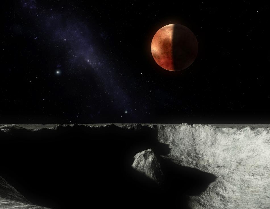 Planetele pitice sunt nişte mici lumi îngheţate, aflate foarte departe de noi şi despre care ştim prea puţine lucruri.