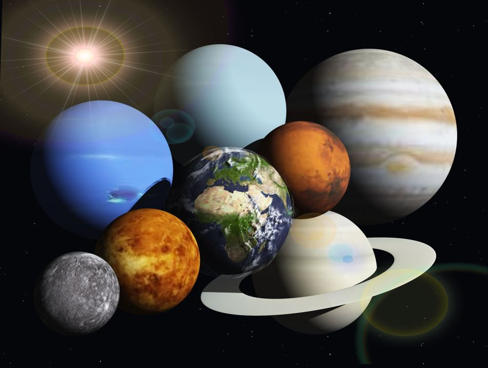 La ora actuală, sistemul nostru solar cuprinde 8 planete: aşa a hotărât Uniunea Astronomică Interrnaţională.