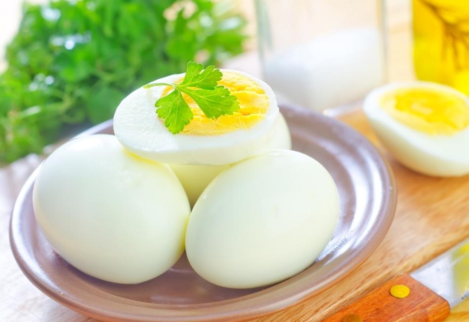 Albuşul de ou este bogat în proteine