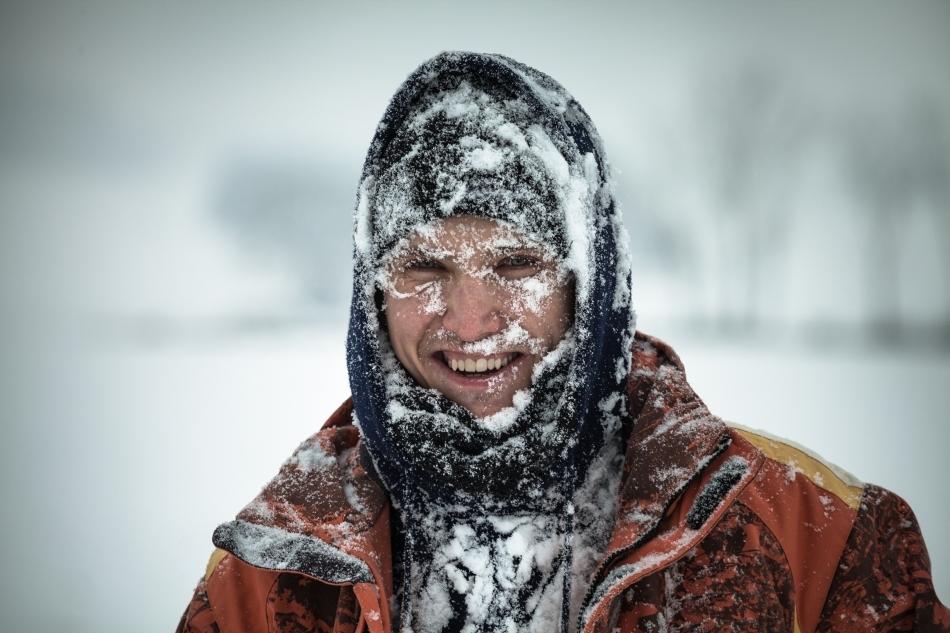 Optimismul este un mare secret al supravieţuirii în natură pe timp de iarnă