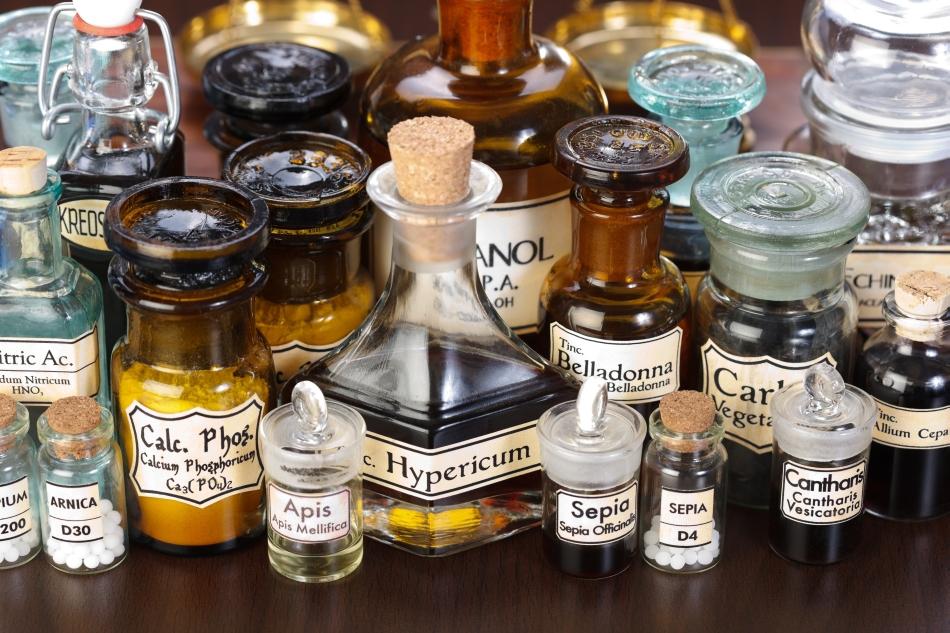 Un studiu recent a demonstrat că produsele homeopate nu sunt mai eficiente ca un placebo