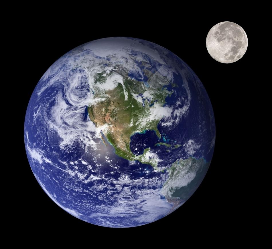 """Cum s-a format Luna? E o bucată desprinsă din Terra? E un """"dar"""" din partea planetei Venus?  Mister..."""