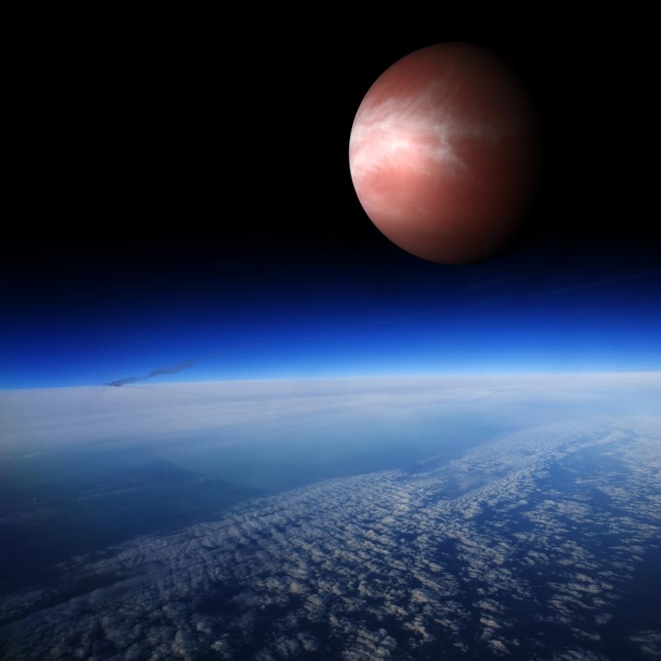 Dacă o planetă din zona Godilocks nu este ea însăşi habitabilă, ar putea avea totuşi o lună care să ofere condiţii potrivite pentru viaţă.