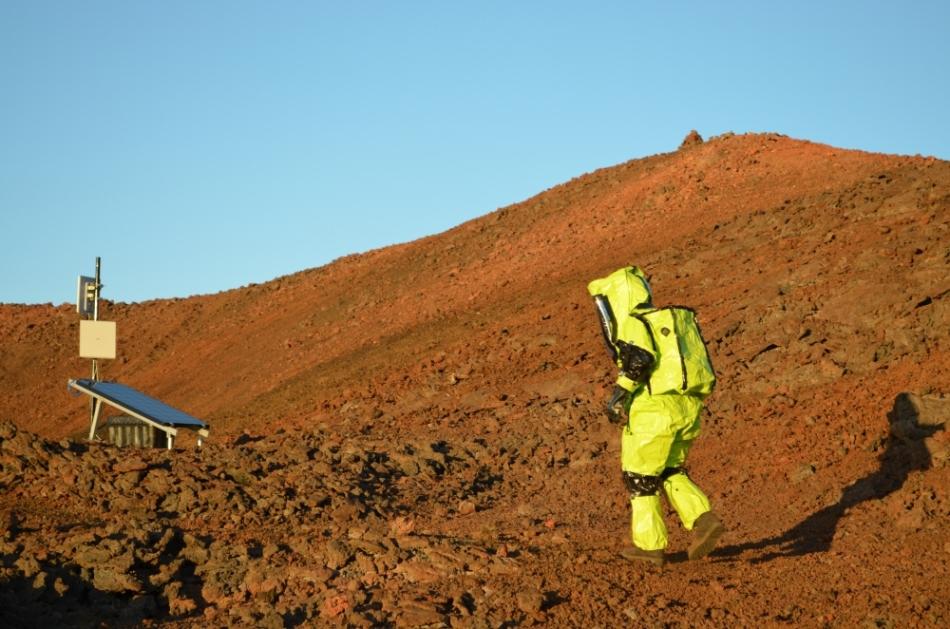 Misiunea HI-SEAS 2013