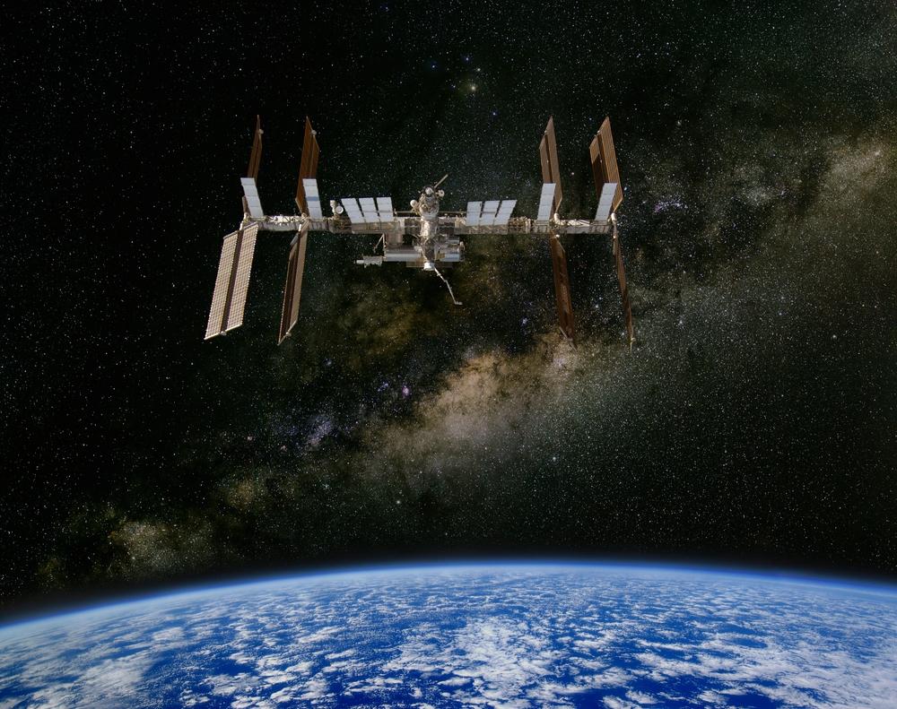 La bordul Staţiei Spaţiale Internaţionale timpul curge mai încet decât pe Pământ