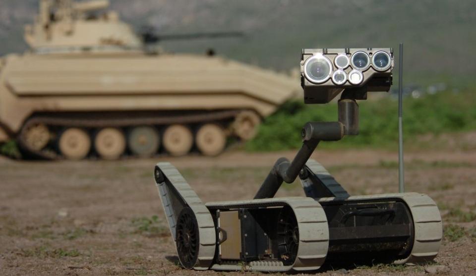 Autonomous robot