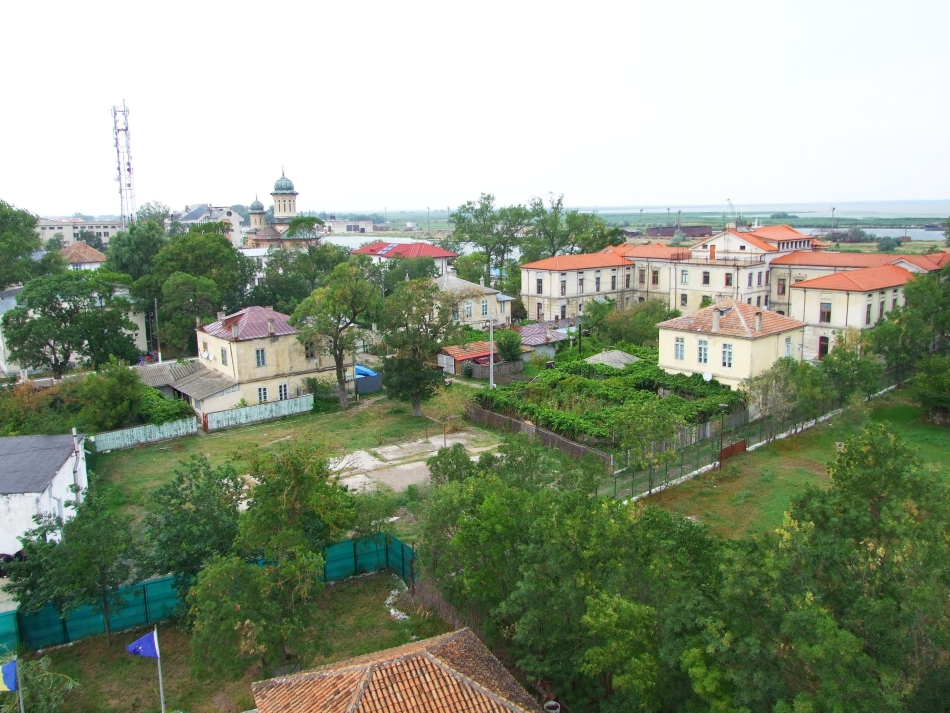 Sulina - Delta Dunării / Marea Neagră