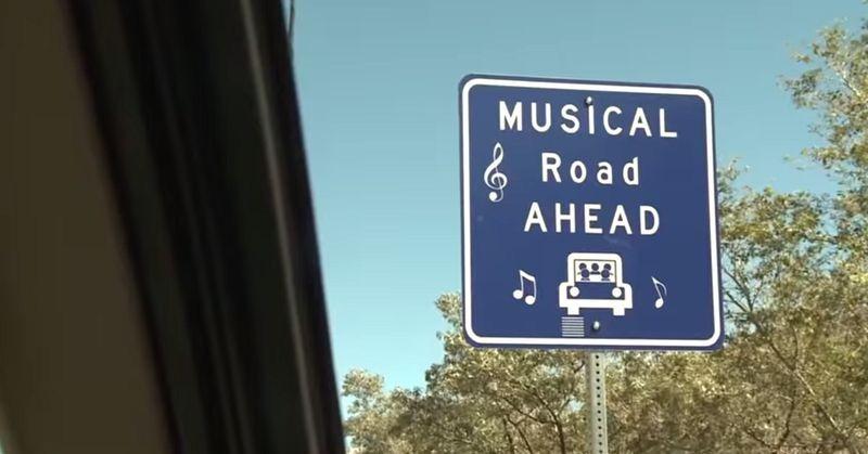 Şosele muzicale din toată lumea.