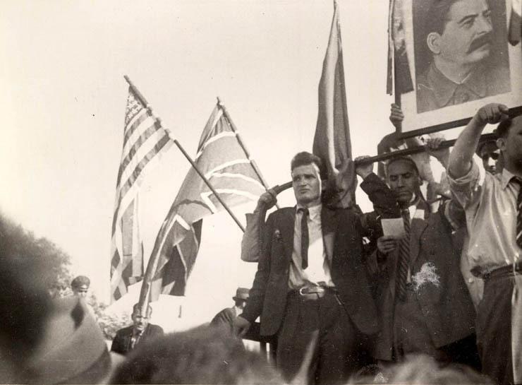 Nicolae Ceauşescu, de la tinereţe la bătrâneţe