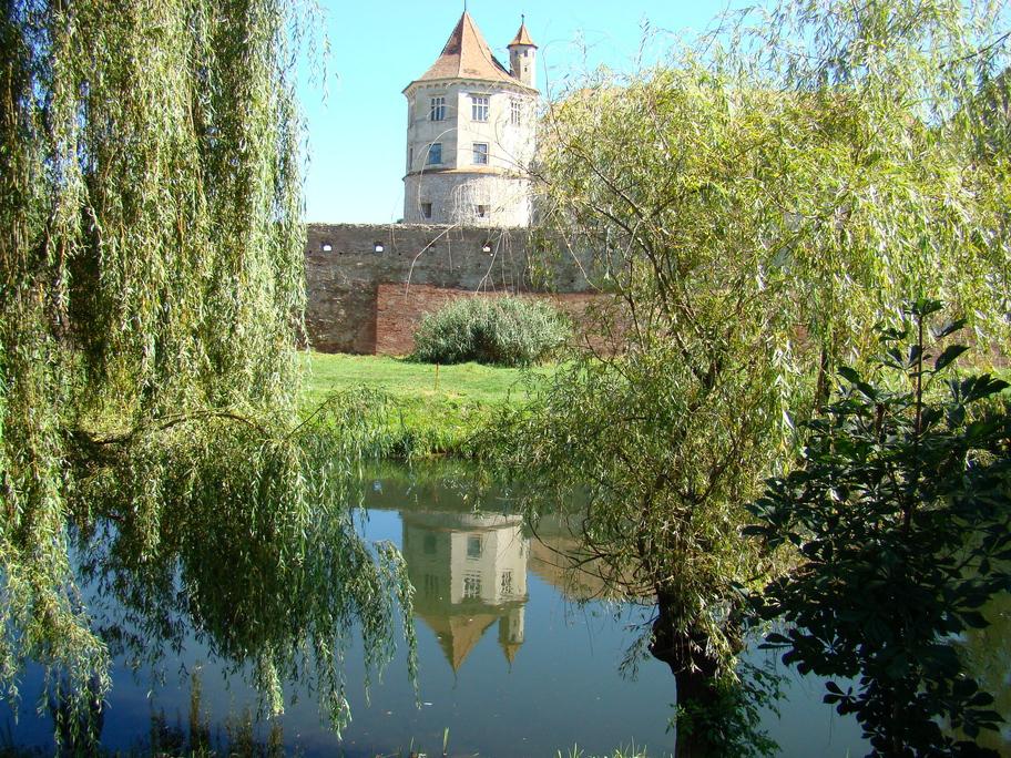 Al doilea cel mai frumos castel din lume se află în România.