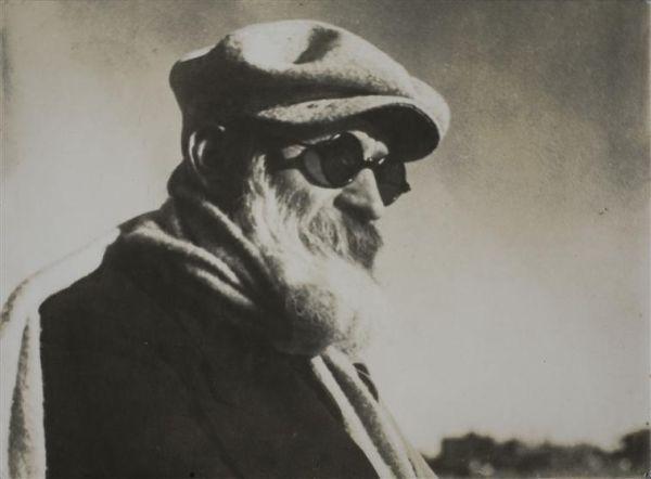 Constantin Brâncuşi, imagini rare cu unul dintre cei mai apreciaţi sculptori din lume - GALERIE FOTO