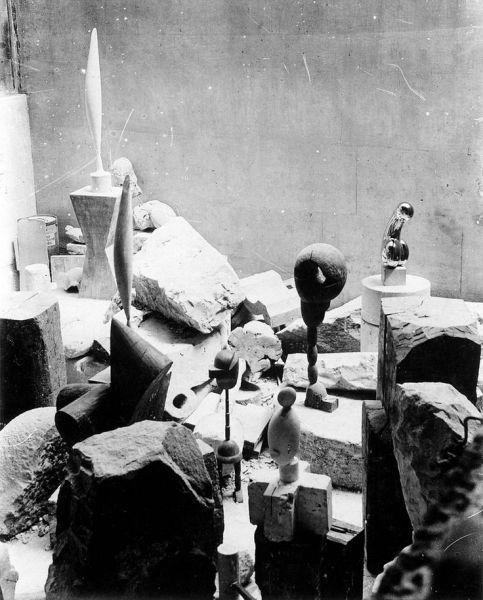 Operele lui  Brâncuşi pe care comuniştii le-au refuzat - GALERIE FOTO
