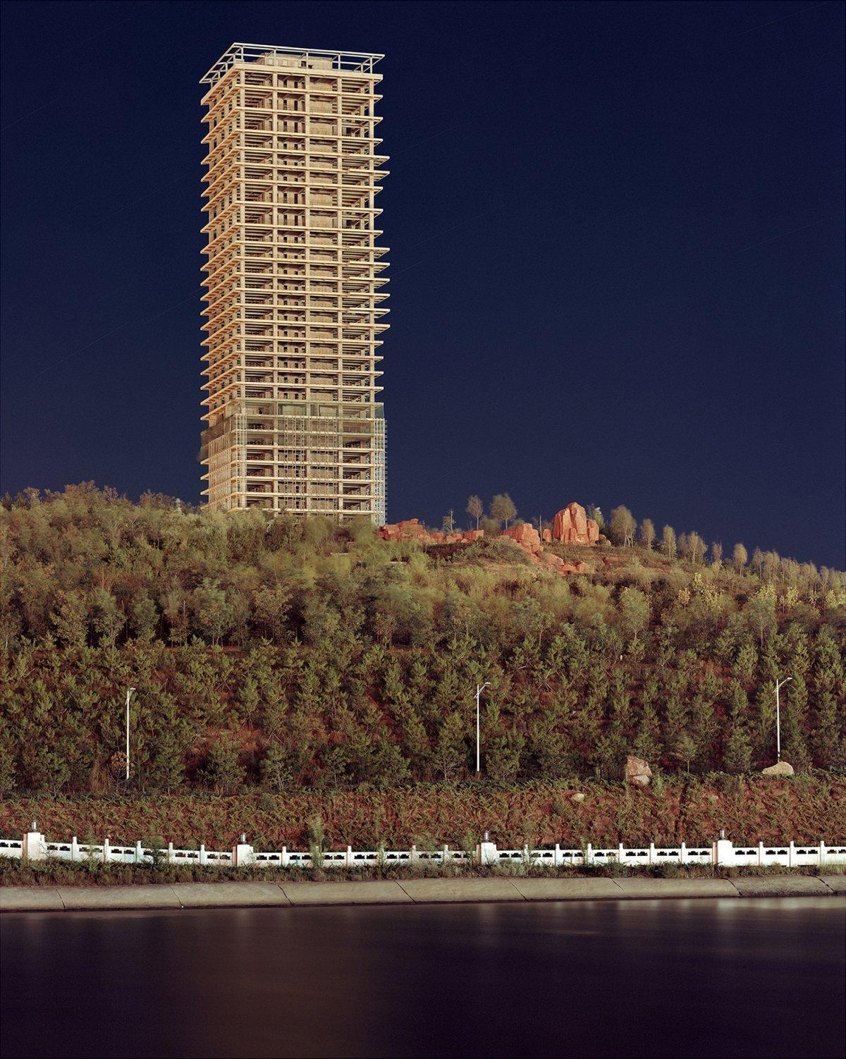 IMAGINI sinistre ale oraşelor chinezeşti complet goale.