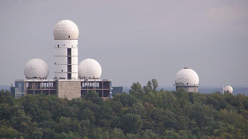 Staţia de interceptare Teufelsberg.