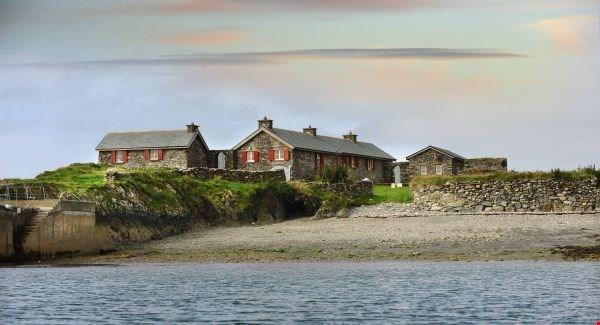 Insula West Skean din Irlanda