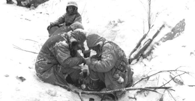 Bomboanele care i-au ţinut în viaţă pe soldaţii aliaţi în timpul Războiului Coreean