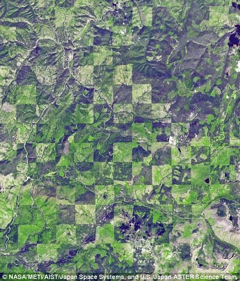 NASA lansează fotografii uimitoare ale Pământului care dezvăluie peisajul său în schimbare - GALERIE FOTO