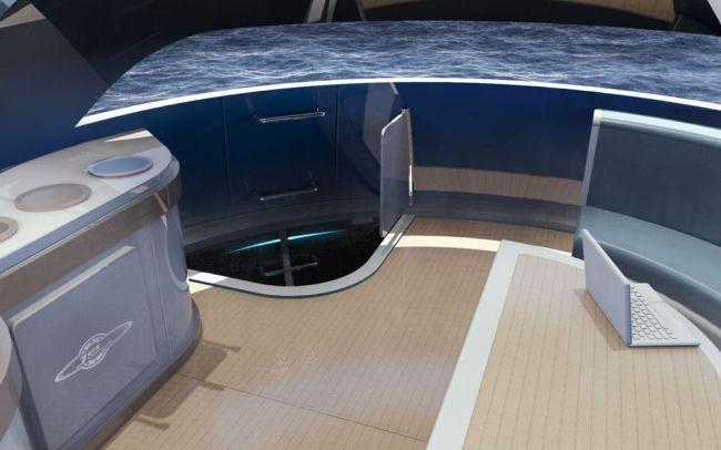 Jet Capsule, locuinţa plutitoare care îţi va permite să explorezi cele mai îndepărtate colţuri ale oceanelor