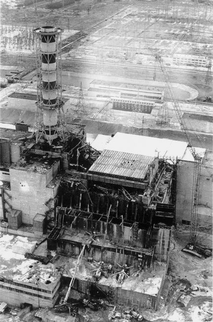 Dezastrul de la Cernobîl, atunci şi acum