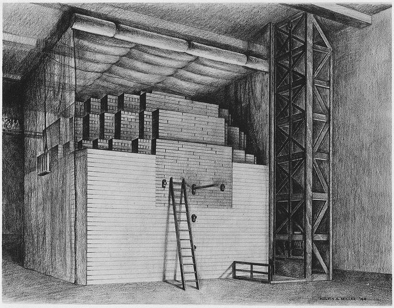 Primul reactor nuclear din lume