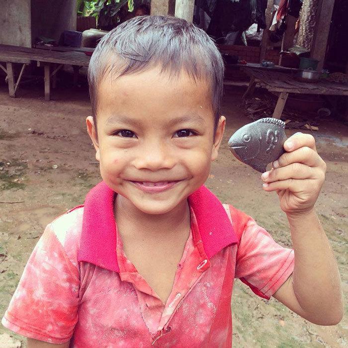 Peştişorul de fier care vindecă anemia