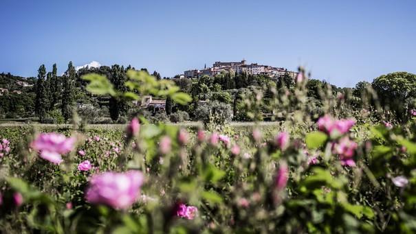 Castelul lui Christian Dior, unde designerul a creat primele sale parfumuri