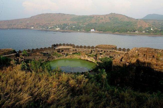 Murud-Janjira, cetatea necucerită a populaţiei siddi