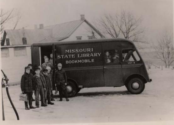 Bibliotecile americane mobile
