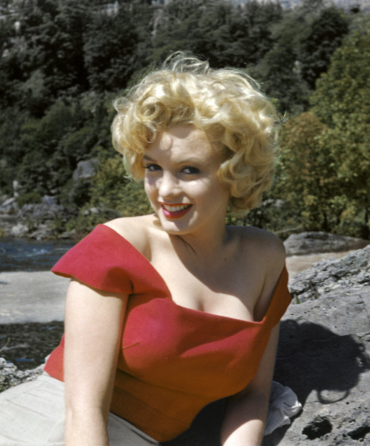 Fotografii pierdute cu Marilyn Monroe